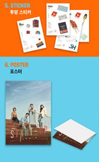 Start-Up OST (3CD + Photobook) (tvN TV Drama)