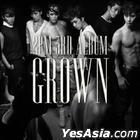 2PM Vol. 3 - Grown (CD + DVD) (Taiwan Version)