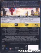 Spider-Man: Homecoming (2017) (4K Ultra HD + Blu-ray + Magnet) (Steelbook) (Hong Kong Version)