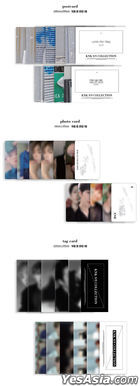 KNK Single Album Vol. 4 - KNK S/S COLLECTION + 2 Posters in Tube