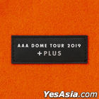 AAA DOME TOUR 2019 +PLUS - Takeout Bag -YELLOW-