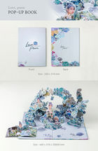 IU - [2019 Love, poem] POP-UP BOOK