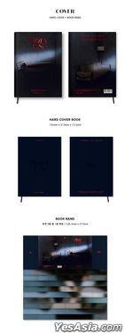 SF9 Mini Album Vol. 8 - 9loryUS (BLACK CHASER Version) + Poster in Tube (BLACK CHASER Version)