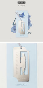 IU - [2019 Love, poem] BOOKMARK (Type A)
