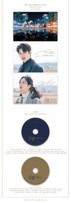 The King: Eternal Monarch OST (SBS TV Drama) (2-Disc)