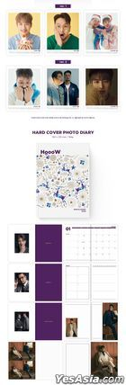 HoooW Single Album Vol. 2 & Season's Greetings