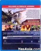 How to Train Your Dragon: The Hidden World (2019) (Blu-ray) (Hong Kong Version)