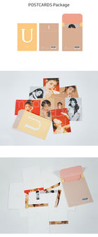 IU [April, 2020] Official Goods - Postcards