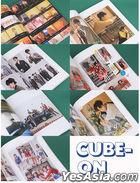 2018 UCUBE Cube-On Behind Photobook