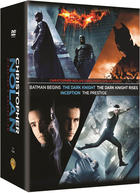 Christopher Nolan Boxset (DVD) (9-Disc) (Limited Edition) (Korea Version)