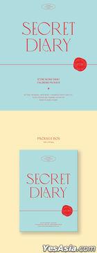 IZ*ONE - Spring Collection 'SECRET DIARY' (カレンダーパッケージ)