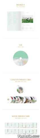 SF9 Mini Album Vol. 8 - 9loryUS (GOLDEN CHASER + BLACK CHASER Version) + 2 Posters in Tube (GOLDEN CHASER + BLACK CHASER Version)
