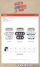 GOT7 ♥ I GOT7 6th Fan Meeting 'Once Upon A Time' Official Goods - GOTOON Memo-It (Identify Version)