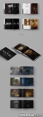 TVXQ: U-Know Yun Ho Mini Album Vol. 2 - NOIR (CRANK IN + CRANK UP Version) + 2 Random Posters in Tube (CRANK IN + CRANK UP Version)