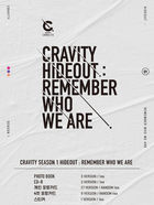 Cravity - Season 1 HIDEOUT: Remember Who We Are (Random Version)