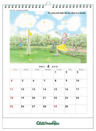 Oldman Par 2021 Calendar (Japan Version)