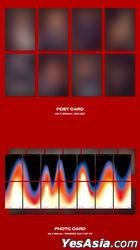 ATEEZ Mini Album Vol. 6 - ZERO: FEVER Part.2 (A Version) + Poster in Tube (A Version)