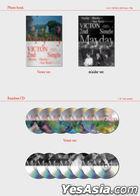 Victon Single Album Vol. 2 - Mayday (Venez + m'aider Version) + 2 Posters in Tube
