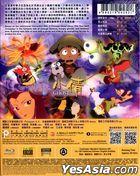 A Chinese Ghost Story (The Tsui Hark Animation) (1997) (Blu-ray) (Hong Kong Version)