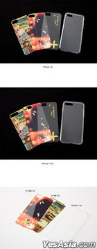 """FTIsland """"Club Live for Primadonna II"""" Official Goods - Layered Phone Case (iPhone 7 / 8)"""