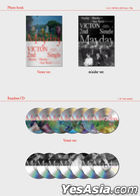 Victon Single Album Vol. 2 - Mayday (m'aider Version) + Poster in Tube (m'aider Version)