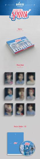 BAE173 Mini Album Vol. 1 - INTERSECTION : SPARK