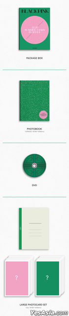 2020 BLACKPINK'S SUMMER DIARY IN SEOUL (DVD) (Korea Version)