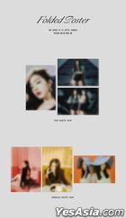 Red Velvet - IRENE & SEULGI Mini Album Vol. 1 - Monster (Top Note Version) + 2 Posters in Tube (Top Note Version)