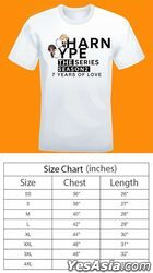 TharnType The Series Season 2 - T-Shirt (Type B) (Size S)