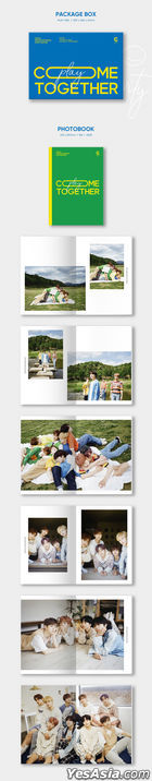 Cravity Summer Photobook 'COME TOGETHER' (PLAY Version)