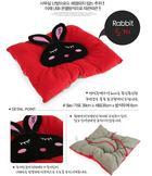 USB Warmer Cushion - Rabbit