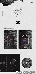 KNK - Lonely Night + Poster in Tube