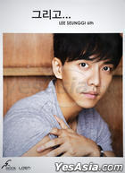Lee Seung Gi Vol. 6 + Poster in Tube