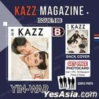 KAZZ : Vol. 166 - Yin & War - Cover B