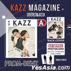 KAZZ : Vol. 166 - Prom & Benz - Cover A