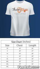 TharnType The Series Season 2 - T-Shirt (Type A) (Size XL)