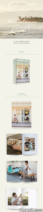 Eun Ji Won - Monologue Part. 3 EUN JIWON in HAWAII – Limited Edition (DVD + Photobook + Ukulele Badge) (Korea Version)