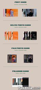 Highlight: Yoon Doo Jun Mini Album Vol. 1 - Daybreak (Day Version) + Poster in Tube (Day Version)