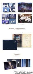BTS 5th Muster MAGIC SHOP (Blu-ray) (4-Disc + Photobook + Lenticular Invitation Card + Photo) (Korea Version)