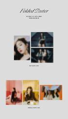 Red Velvet - IRENE & SEULGI Mini Album Vol. 1 - Monster (Middle Note Version) + 2 Posters in Tube (Middle Note Version)