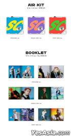 EXO-SC Vol. 1 - 1 Billion Views (KiT Album) (Random Version) + Random Poster in Tube