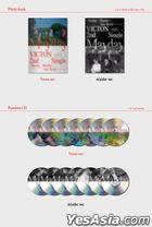 Victon Single Album Vol. 2 - Mayday (Venez Version) + Poster in Tube (Venez Version)