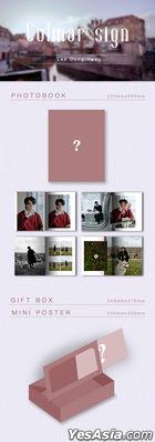 Super Junior: Dong Hae Photobook - Colmar sign (Photobook + Mini Poster + PVC Photo Card + Photo Card + Folded Poster + Photo Stand) (Korea Version)