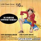 InfoThink 【新世界航海王USB限定碟】Luffy魯夫16GB隨身碟