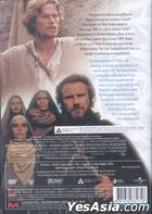 The Last Temptation Of Christ (1988) (DVD) (Hong Kong Version)