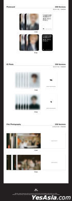VERIVERY Single Album - SERIES 'O' [ROUND 1: HALL] (A Version) + Poster in Tube (A Version)