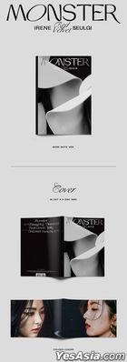 Red Velvet - IRENE & SEULGI Mini Album Vol. 1 - Monster (Base Note Version)