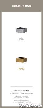 EXO: Sehun Style - Duncan Ring (Brass)