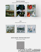 GFRIEND Mini Album Vol. 9 - Song of the Sirens (Tilted Version) + Random First Press Photo Card Set + Random Poster in Tube