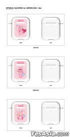 BLACKPINK Character AirPods Case (Clear) (Blackpink)